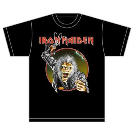 Iron Maiden Band Shirt Hook von XL-2XL