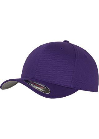 Flexfit Blank Wooly Combed Baseball Caps in 21 Farben von 4 Größen – Bild 3