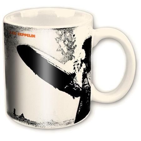 Led Zeppelin Keramik Kaffeetasse Zep One mit Geschenkbox