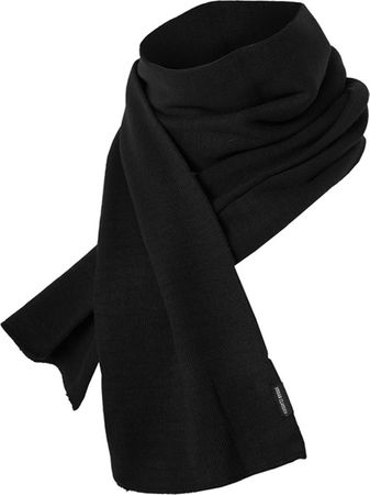 Urban Classics Basic Winter Schal / Scarf in schwarz
