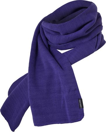 Urban Classics Basic Winter Schal / Scarf in lila