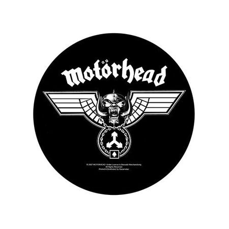 Motörhead Big Back Patch Rückenaufnäher Hammered