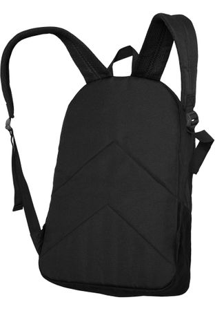 Urban Classics Basic Rucksack Backpack Leather Imitation schwarz – Bild 3