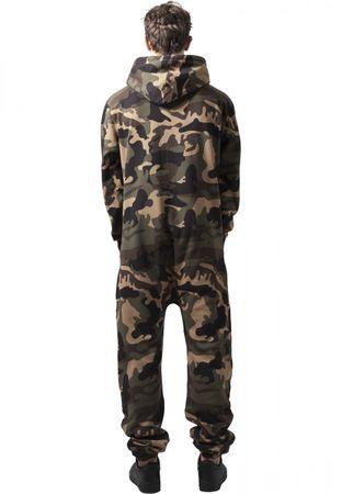 Urban Classics Jumpsuit Trainingsanzug in Camouflage in 3 Größen – Bild 2