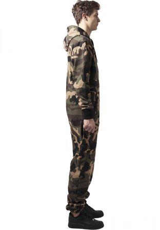 Urban Classics Jumpsuit Trainingsanzug in Camouflage in 3 Größen – Bild 3