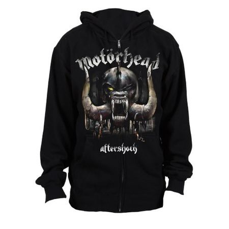 Motörhead Zip-Hoodie War Pig in schwarz von S-2XL