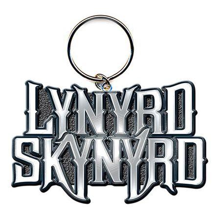 Lynyrd Skynyrd Merchandise Schlüsselanhänger / Keychain Logo