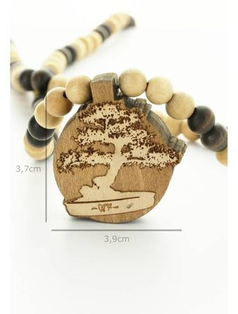 Wood Fellas Halskette / Necklaces Bonsai – Bild 3