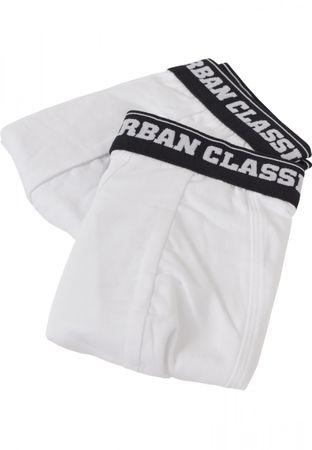 Urban Classics Mens Boxer Shorts 2er Pack in weiß von S-XL – Bild 2