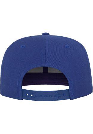 Flexfit / Yupoong Classic Snapback Cap in royal – Bild 7