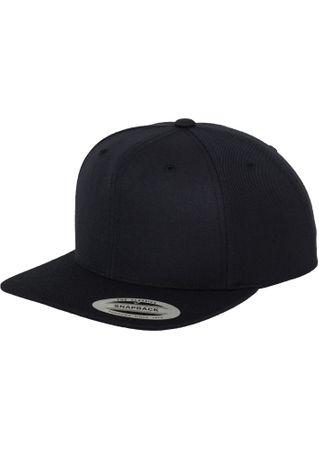Flexfit / Yupoong Classic Snapback Cap in darknavy – Bild 1