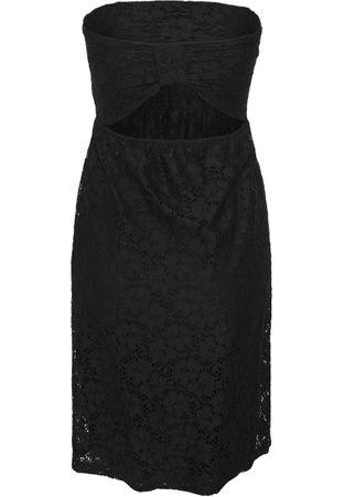 Urban Classics Ladies Laces Dress in schwarz von XS-XL – Bild 5
