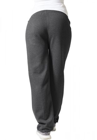Urban Classics Ladies Loose Fit Sweatpants charcoal von XS-XL – Bild 2