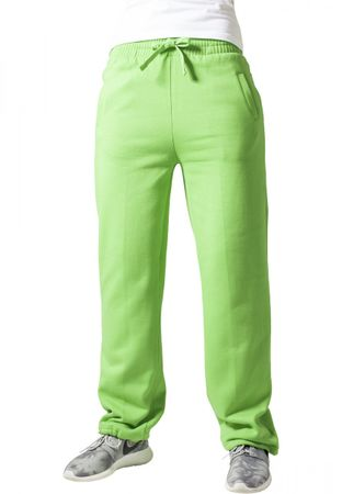 Urban Classics Ladies Loose Fit Sweatpants lime von XS-XL – Bild 1