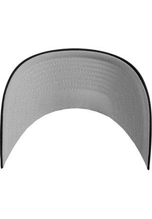 Flexfit Diamond Quilted Cap in schwarz von Youth bis L/XL – Bild 7