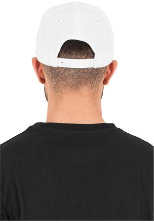 Flexfit / Yupoong Cork Snapback Cap in weiß – Bild 2