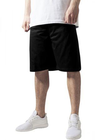 Urban Classics B-Ball Mesh Shorts in schwarz von S-3XL – Bild 1