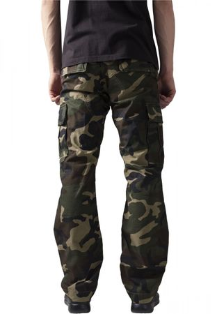 Urban Classics Cargo Pants in wood von W28 - W40 – Bild 2