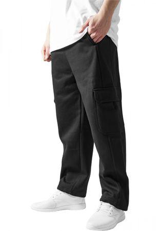 Urban Classics Cargo Sweatpants in schwarz von S-5XL – Bild 1