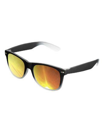 Masterdis Sunglasses / Sonnenbrille Likoma Fade Mirror schwarz-orange – Bild 1
