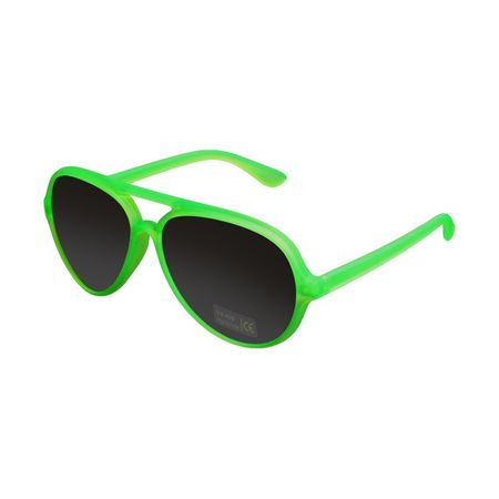 Masterdis Sunglasses / Sonnenbrille Domwe neongrün