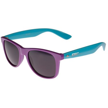 Masterdis Groove Shades GStwo Sonnenbrille in lila-türkis