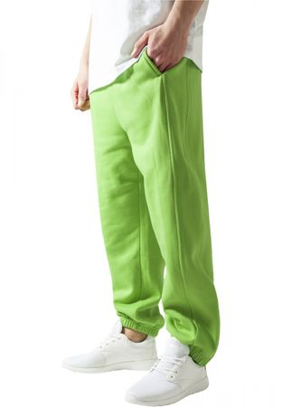 Urban Classics Sweatpants in lime von XS-5XL – Bild 1