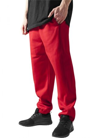 Urban Classics Sweatpants in rot von XS-5XL – Bild 1
