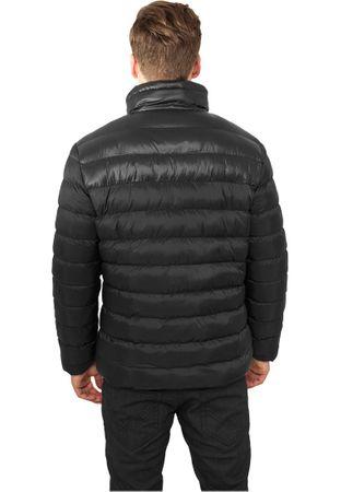Urban Classics Block Bubble Jacket schwarz von S-2XL – Bild 2