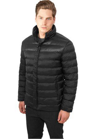 Urban Classics Block Bubble Jacket schwarz von S-2XL – Bild 1