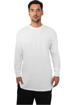 Urban Classics Longsleeves Shirt in weiß von M-6XL – Bild 1