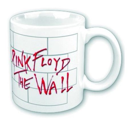 Pink Floyd The Wall Kaffeetasse The Wall mit Geschenkbox