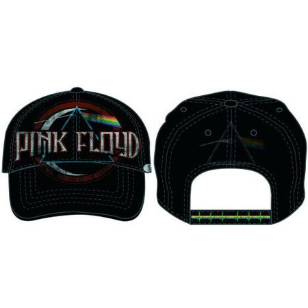 Pink Floyd Baseball Cap Dark Side Of The Moon Vintage