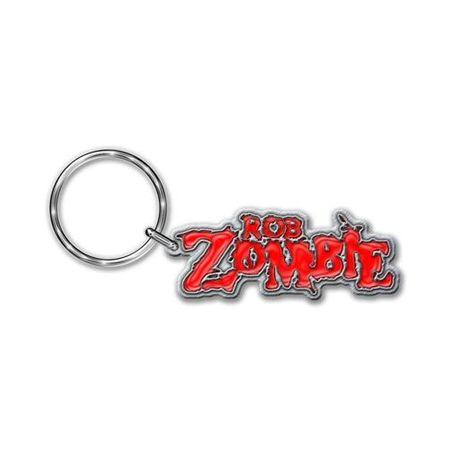 Rob Zombie Keychain / Schlüsselanhänger Logo