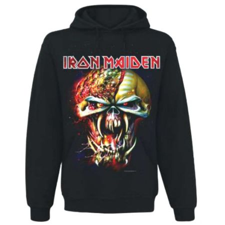 Iron Maiden The Final Frontier Big Head von S-2XL