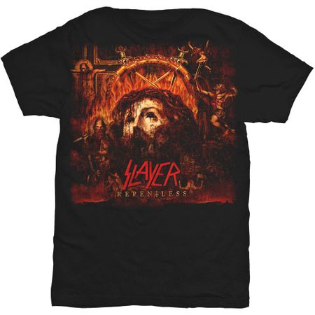 Slayer Bandshirt Repentless von S-2XL