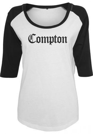 Compton Ladies 3/4 Contrast Raglan Tee von XS-XL