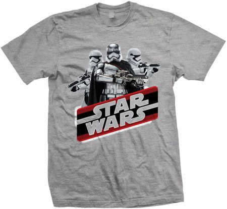 Star Wars Episode VII Phasma T-Shirt in XL und 2XL