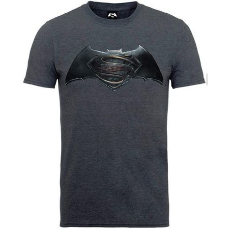 Batman V Superman Logo T-Shirt von XL-2XL