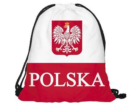 Polen EM / WM Gym Sack / Turnbeutel