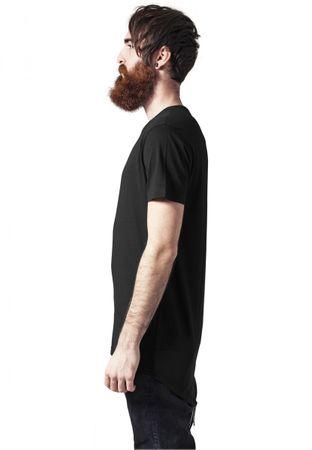 Urban Classics Long Tail Tee in schwarz von S-2XL – Bild 4