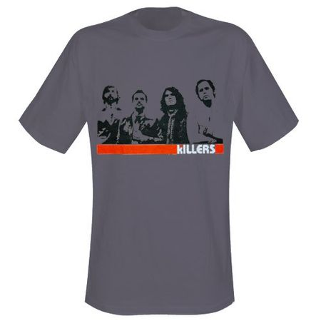 The Killers Bandshirt Stencil von M-XL