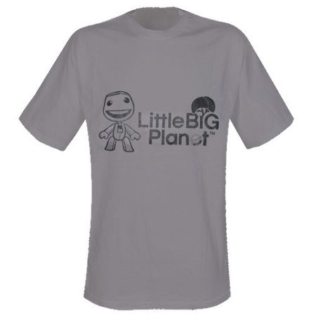 Little Big Planet Fun Shirt in Gr: M-XL