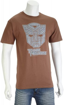 Transformers Autobot T-Shirt in XL