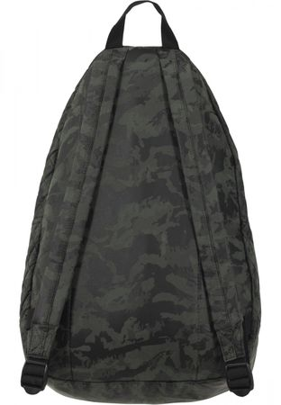 Urban Classics Diamond Quilt Leather Imitation Rucksack in camo – Bild 3
