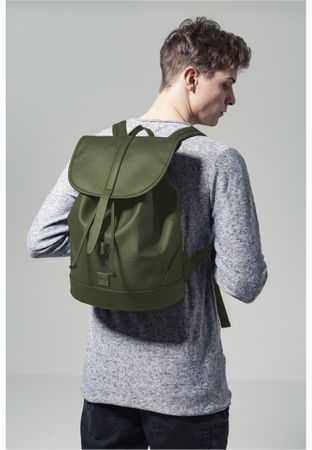 Urban Classics Topcover Backpack in olive