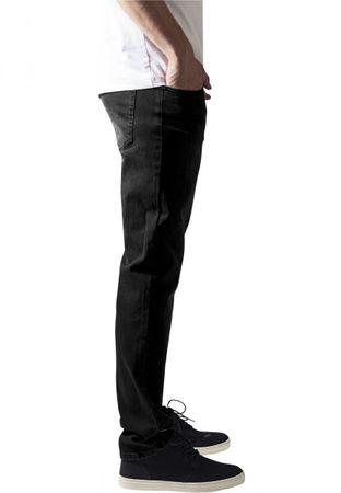 Urban Classics Stretch Denim Pants in blackwashed von W30 bis W38 – Bild 3