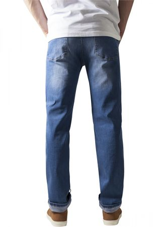 Urban Classics Stretch Denim Pants in bluewashed von W30 bis W38 – Bild 2