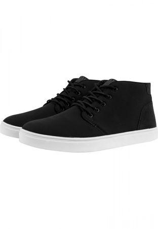 Urban Classics Hibi Mid Shoe in schwarz-weiß von 36-47 – Bild 1