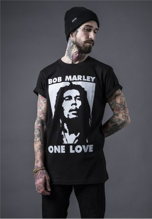 Bob Marley Band Shirt Bob One Love von S-2XL